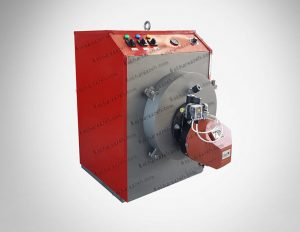 Package warm Water Boiler